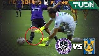 ¿Falta de Nahuel? ¡Polémica! Le roban penal a Mazatlán | 0 - 0 Tigres | Copa por México | TUDN