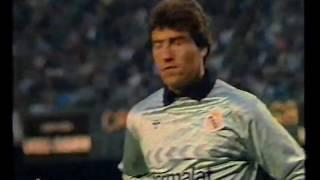 1986-87 Buyo vsFc Barcelona Play-off (Away)
