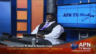 APN TV Media 103  - Interview with R. Weir & Quentin Cope