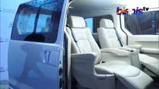 Hyundai Tucson Hyundai H 1 2014 Terbaru Resmi Diluncurkan Di Indonesia