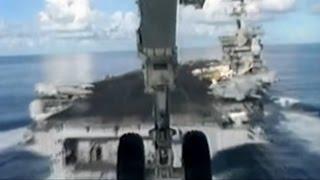 видео Новейший авианосец «Джеральд Форд»: технические характеристики и фото