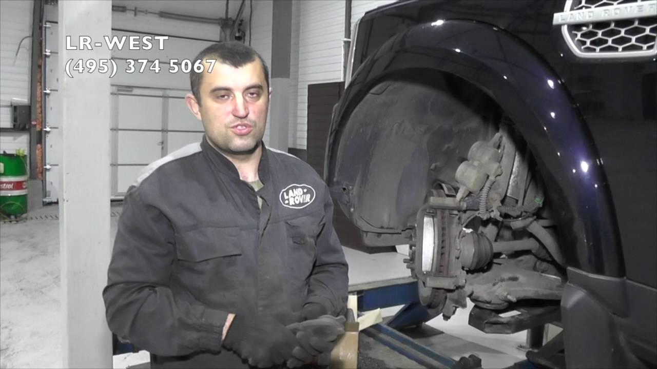 Редкая неисправность дизельного двигателя 2.7 ТД  на Ленд Ровер Дискавери 3