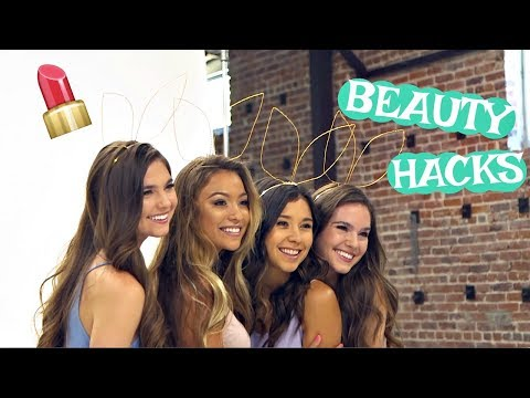 Beauty Hacks You Need To Know - VEGAN GIRL SQUAD