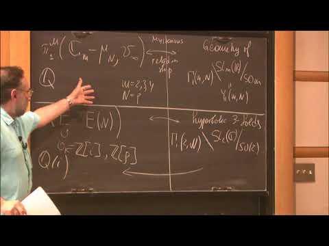 Motivic correlators and locally symmetric spaces - Alexander Goncharov
