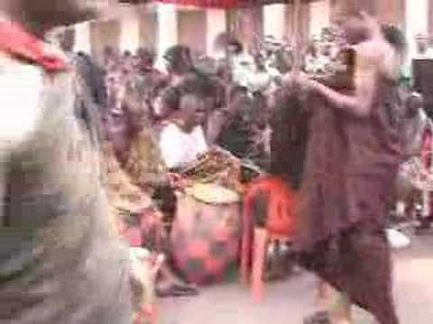 Asante traditional music, dance (adowa) and funeral