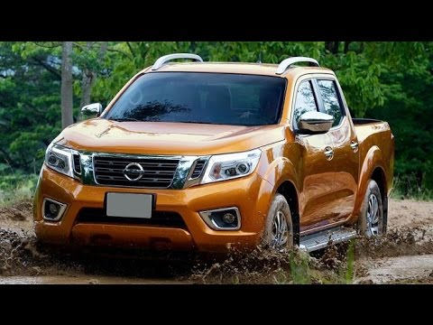 2017 nissan navara review rendered price specs release date youtube. Black Bedroom Furniture Sets. Home Design Ideas