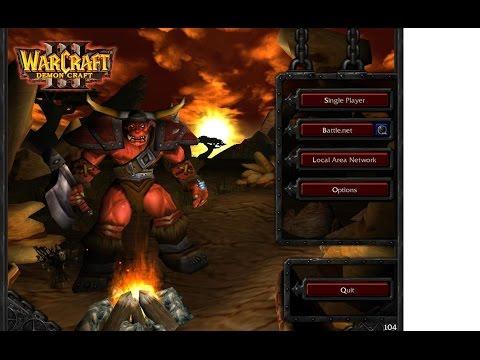 Warcraft 3 *Вторжение в Азерот* Розветка  (Мисия 2)