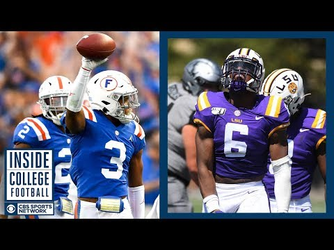 #7 Florida at #5 LSU Preview | Inside College Football