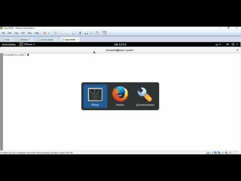 Configuración Web Server en OpenSuse 42.1