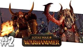 Warhammer Total War - Versus Campaign - Todbringer Problems - Part #2