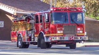 LACo.FD Engine & Squad 154