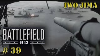 Battlefield 1942 multiplayer game #39. Iwo Jima