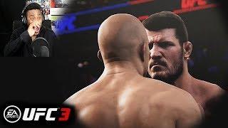 EA Sports UFC 3 Official Trailer - My LIVE Reaction!!