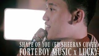 Shape Of You (Ed Sheeran cover) - Forteboy Music x Lucky