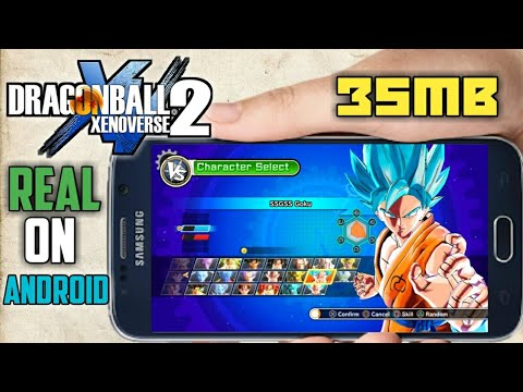 Dragon Ball Z Xenoverse 2 On Android