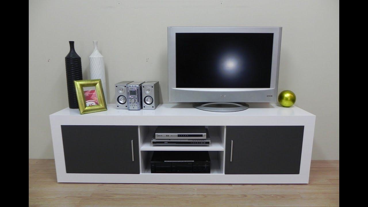 Mesa TV mdulo bajo de saln comedor 180cm largo en
