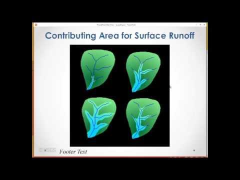 Precipitation Runoff Modeling System (PRMS) Surface-Runoff Modules