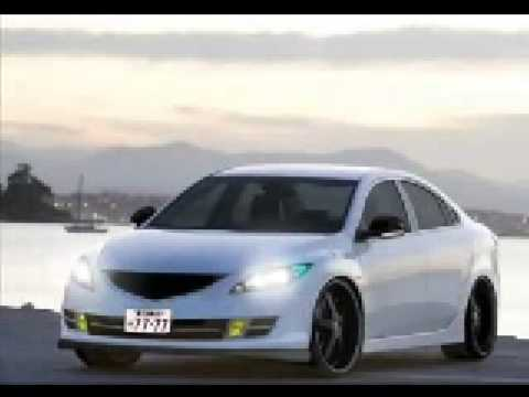 mazda 6 virtual tuning youtube. Black Bedroom Furniture Sets. Home Design Ideas