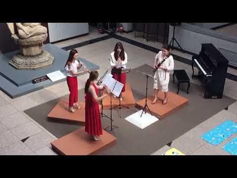 Kwoodwindquartet-Four seasons, Summer 3rd. Mov-A.vivaldi