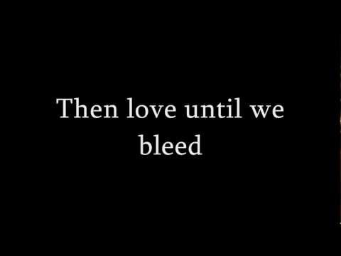 Lykke Li - Until We Bleed (Original version) Lyrics (HD)