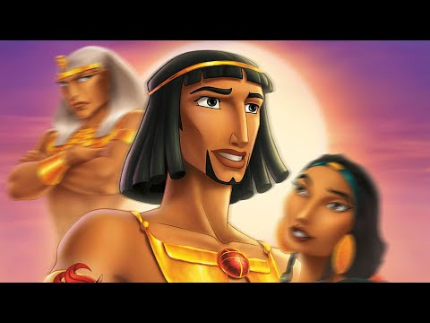 Принц египта мультфильм 1998 дублированный