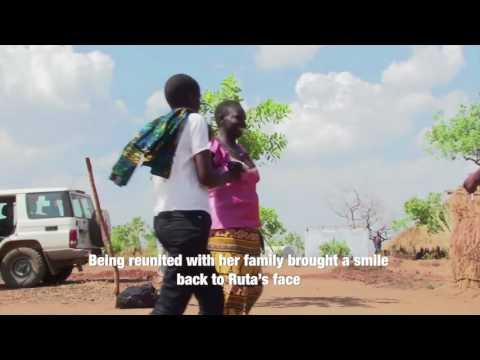 Restoring family links for South Sudanese refugees in Uganda