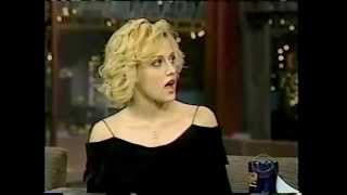 Brittany Murphy on Late Show with David Letterman (October 18, 2001)