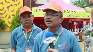 Upacara Pembukaan Festival Hardiknas Sulawesi Selatan Tahun 2018