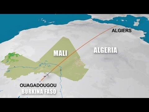 Air Algerie crash
