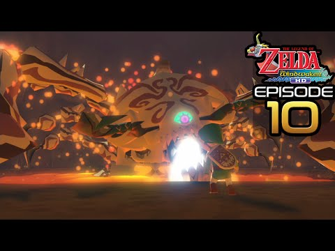 BOSS OG POST | Zelda: Wind Waker HD #10 | Norsk Gaming