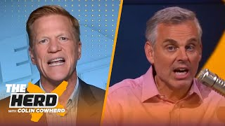 Ric Bucher on Bucks' Game 6 win over Nets, Zion unhappy in New Orleans, Paul George   NBA   THE HERD