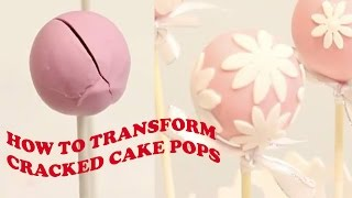 WHY CAKE POPS CRACK?