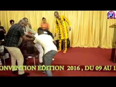 PROPHETE HOLY DAVID Abidjan: JEUDI 11 AOÛT DE LA CONVENTION 1/2