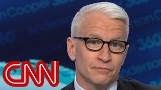 Anderson Cooper: Remember Trump is talking about human beings