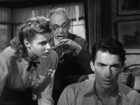 Hitchcock: Elbűvölve (1945)  teljes film magyarul