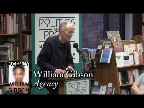 """william-gibson,-""""agency"""""""