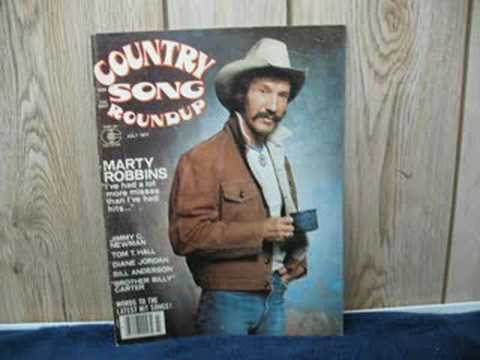Marty Robbins Sings 'Jimmy Martinez.'