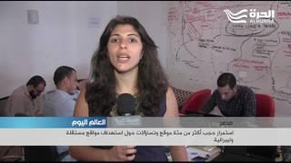 هل من استهداف للإعلام في مصر بعد استمرار إغلاق أكثر من 100 موقع إلكتروني؟