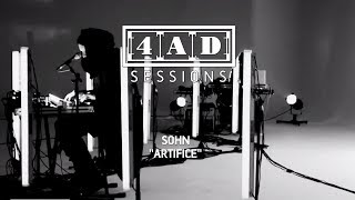 SOHN - Artifice (4AD Session)
