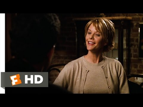 You've Got Mail (2/5) Movie CLIP - Nothing But a Suit (1998) HD