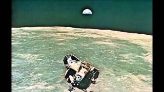 アポロ11号 打ち上げ・月面着陸 地球の出  Apollo 11, Moon landing