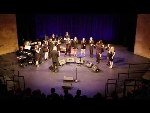 Fife HS Jazz Choir at Bellevue College