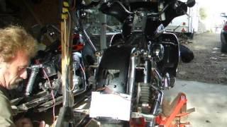 harley 1450 starter sound carbu s&s kit distri
