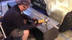 Truck ToolBox -  how to weld