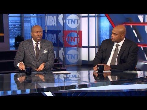 Inside the NBA - Thunder vs Rockets...