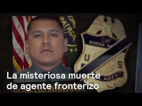 Asesinato o accidente: la misteriosa muerte de agente fronterizo - En Punto con Denise Maerker