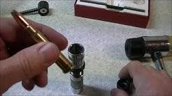 Reloading .303 British Ammunition using a Lee Loader Set