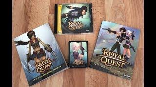 Royal Quest 'Странное яйцо в Коллекционном издании'