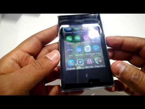 Nokia Asha 503 Hands on and Camera Demo