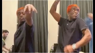 "Lil Uzi Vert Creates New Dance Called ""The Glitch"""